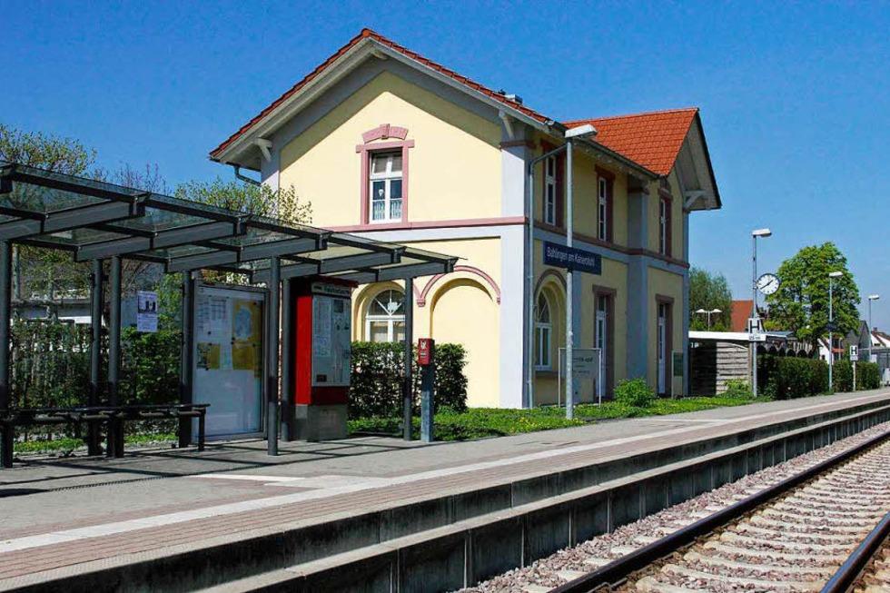 Bahnhof - Bahlingen