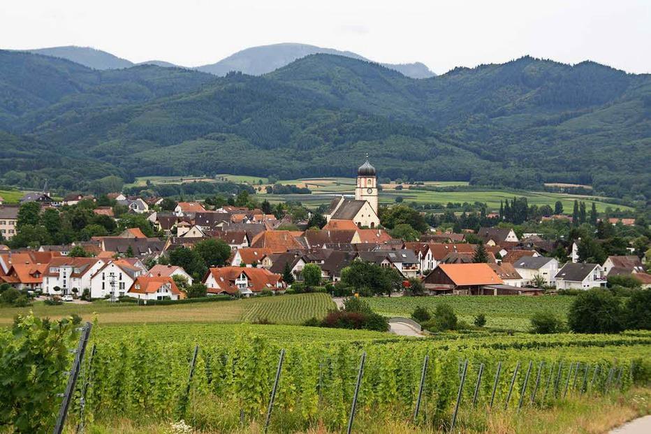 Ortsteil Kirchhofen - Ehrenkirchen