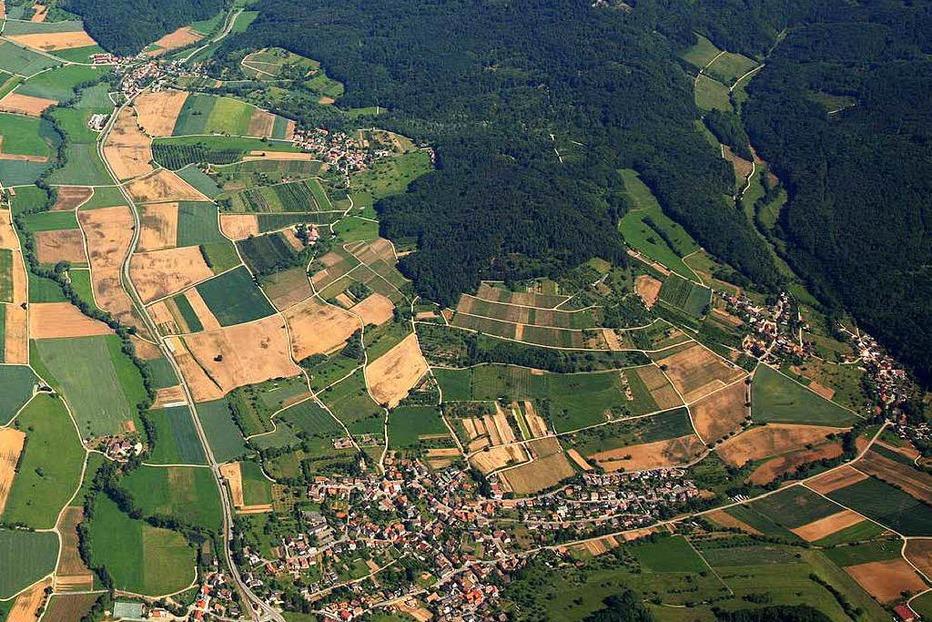 Ortsteil Wollbach - Kandern
