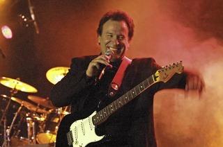 Ortenauer Blues- und Rocklegende in der Reithalle