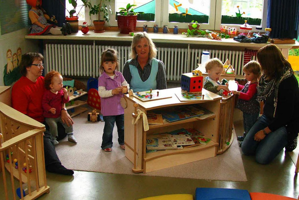 Kindergarten St. Antonius (Rotenbuck) - Münstertal