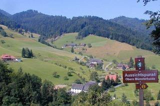 Ortsteil Münsterhalden