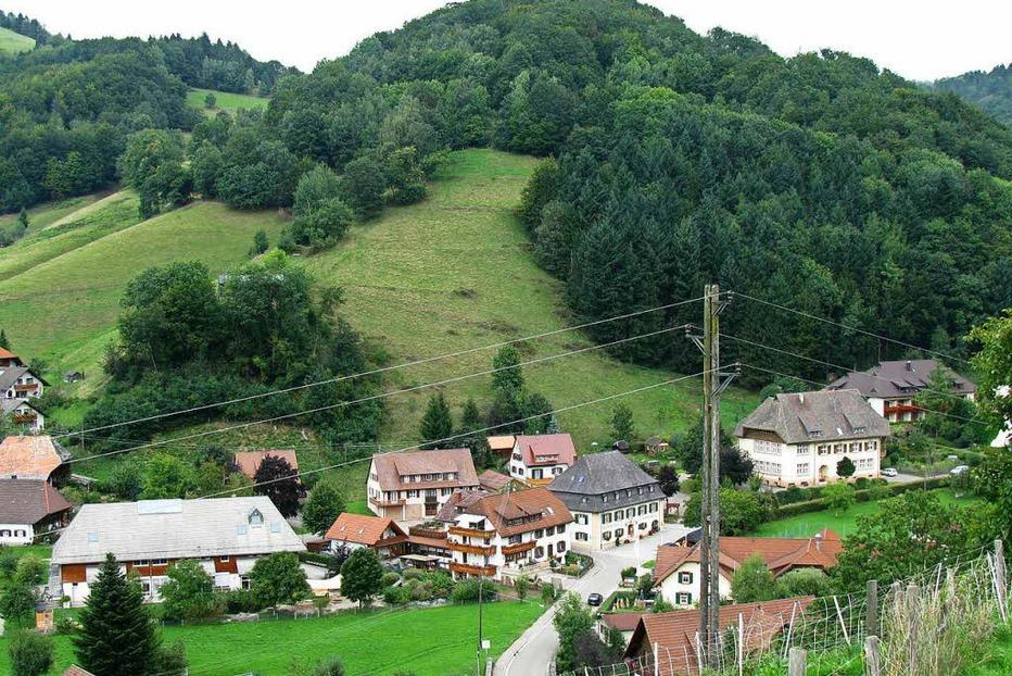 Ortsteil Spielweg - Münstertal
