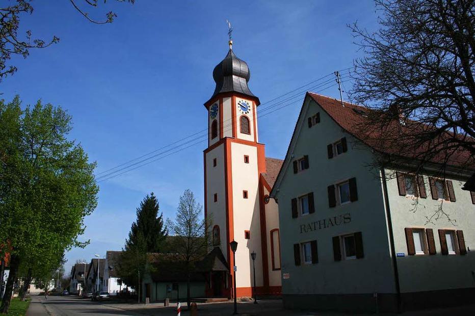 Ortsteil Hausen - Bad Krozingen