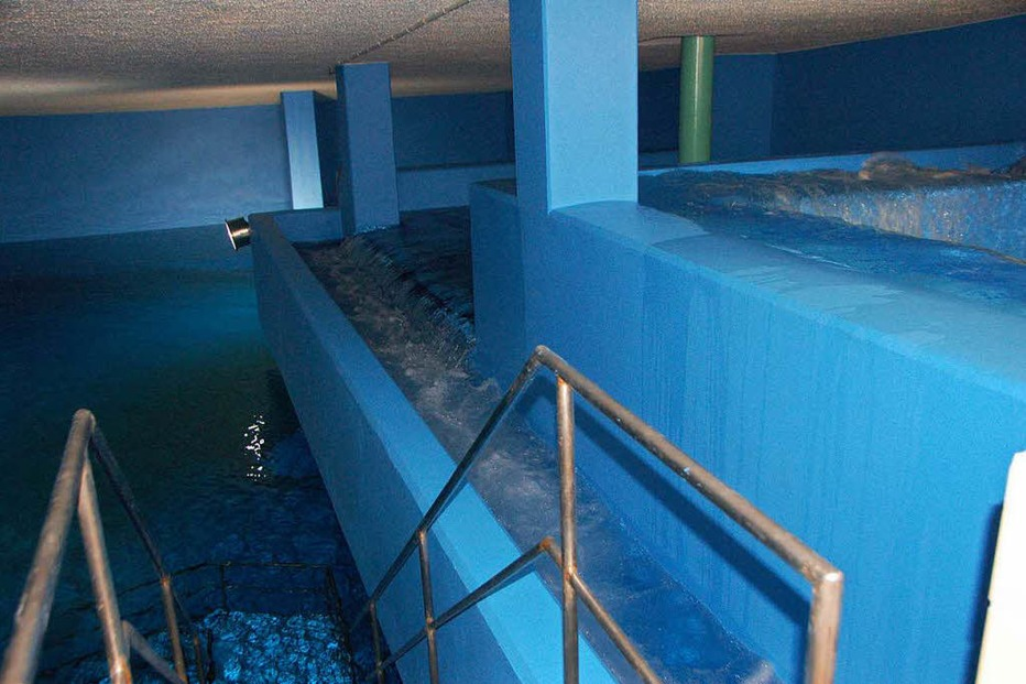 Wasserwerk Hausen - Bad Krozingen