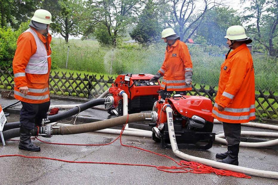 Feuerwehrgerätehaus Hausen - Bad Krozingen
