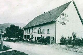 Gasthaus Hirschen (Wagensteig)
