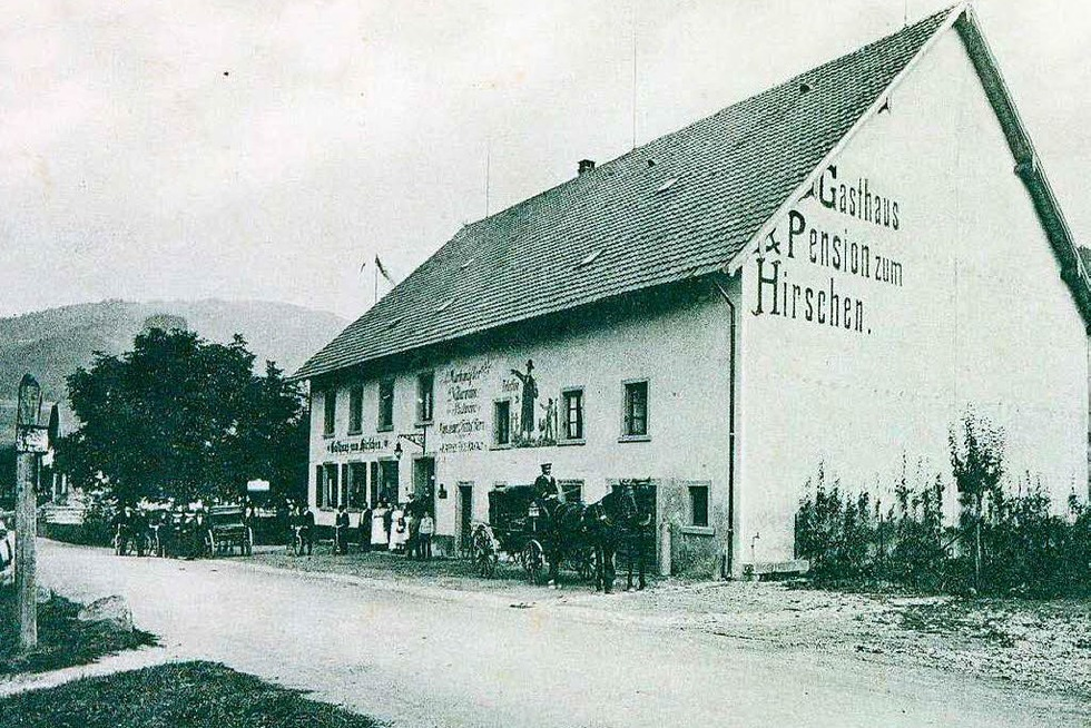 Gasthaus Hirschen (Wagensteig) - Buchenbach