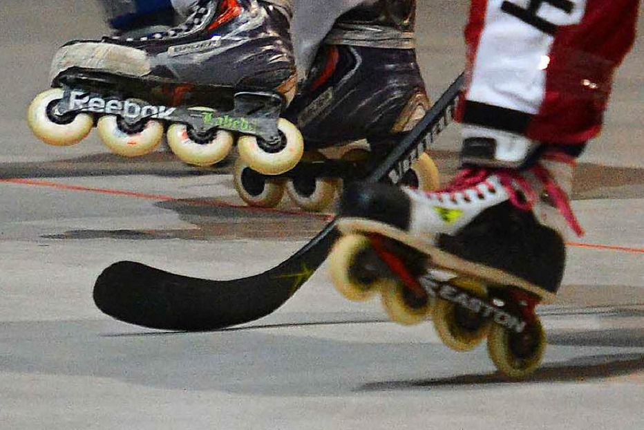 Inline-Hockeyplatz Nimburg Crocodiles - Teningen