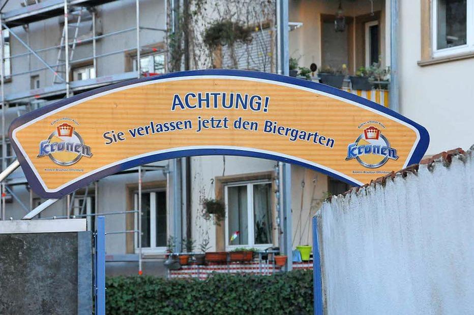 Gasthaus und Biergarten Brandeck - Offenburg