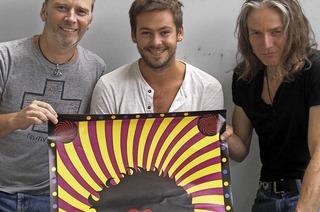 """Das Trio SOS präsentiert """"Blues for Jimi"""" im Schiff in Freiburg"""
