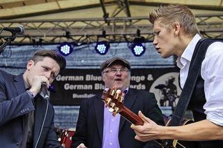 Chris Krame r& Beatbox'n'Blues in Emmendingen