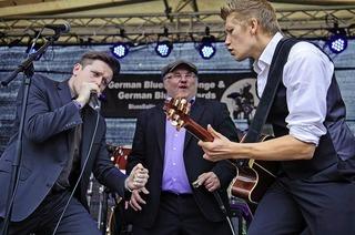 Chris Kramer & Beatbox'n'Blues in Müllheim