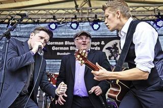 Chris Kramer & Beatbox'n'Blues im Chaba in Kandern
