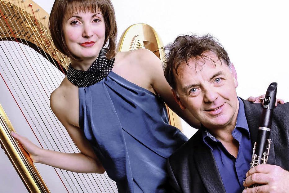 Simone Seiler und John Corbett treten im Rahmen der Schlosskonzerte auf - Badische Zeitung TICKET