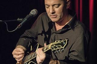 Blues-Night mit Marty Hall im Kulturkeller Koffer in Hugsweier