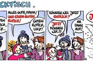 Lucy Backfisch: Guten Rutsch!