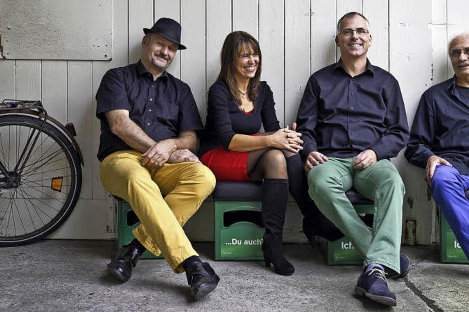 """Flüsterrock mit der Band """"Stimmband"""" in der Markthalle - Badische Zeitung TICKET"""