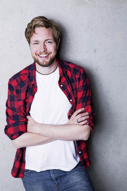 """Bastian Bielendorfer mit """"Das Leben ist kein Pausenhof!"""" im Vorderhaus - Badische Zeitung TICKET"""