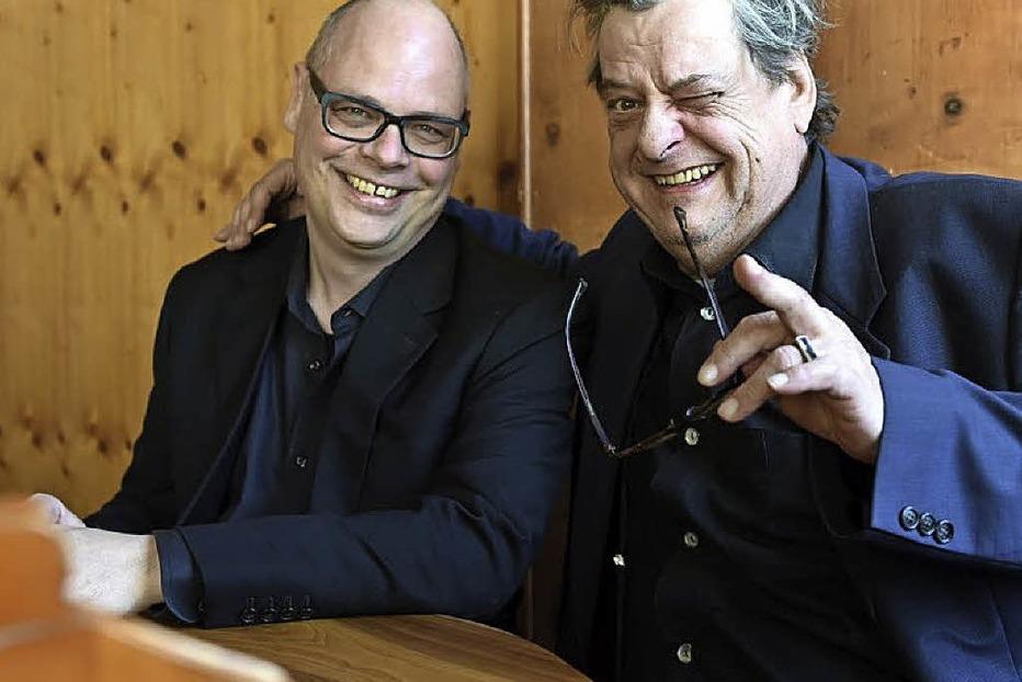 Das Duo Endo Anaconda und Roman Wyss gastiert im Monti in Frick/Schweiz - Badische Zeitung TICKET