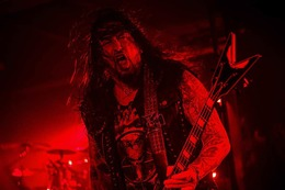 Fotos: Die Thrash-Metal Band Destruction im Crash