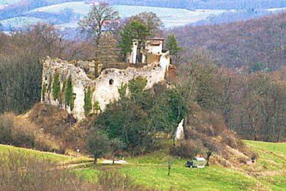 Ruine Schauenburg - Frenkendorf