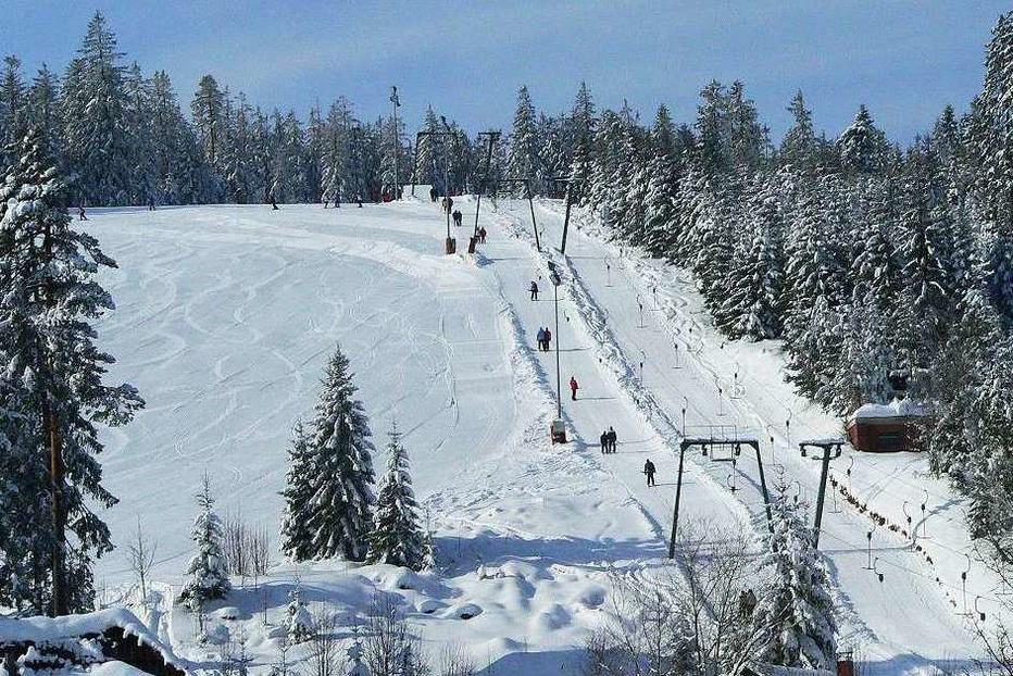 Skilifte Kaltenbronn - Gernsbach