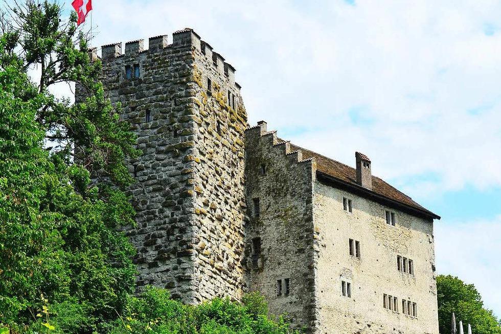 Schloss Habsburg - Habsburg