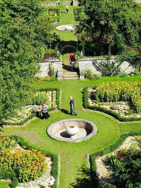 Parc de Wesserling - Ecomusée Textilie - Husseren-Wesserling