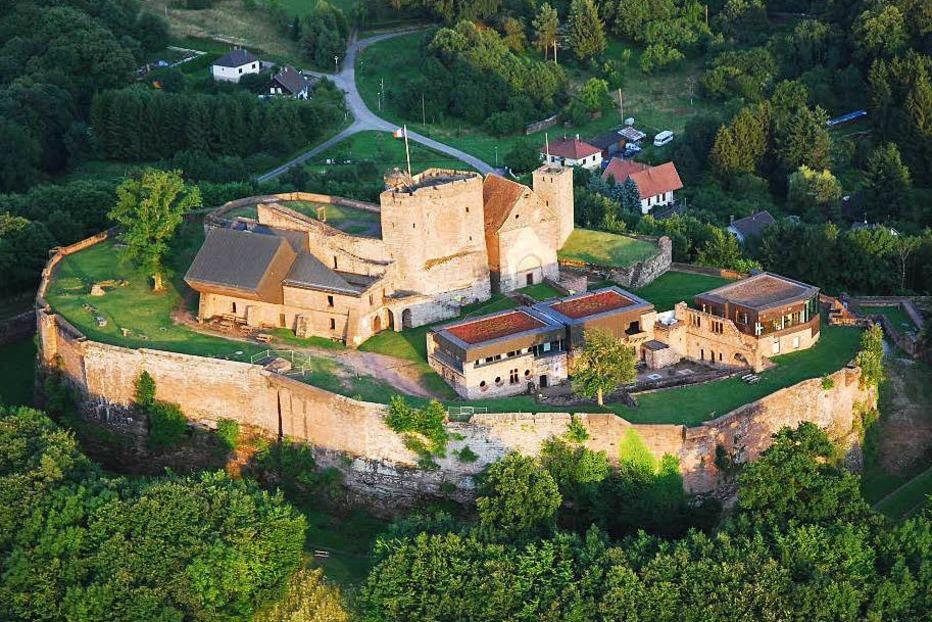 Château de Lichtenberg - Lichtenberg