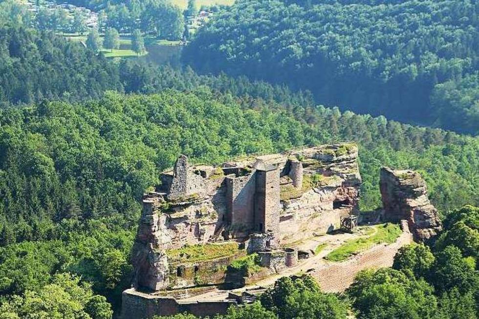 Burgruine Fleckenstein - Lembach