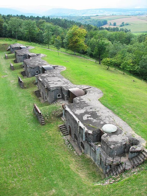 Fort de Mutzig - Dinsheim-sur-Bruche