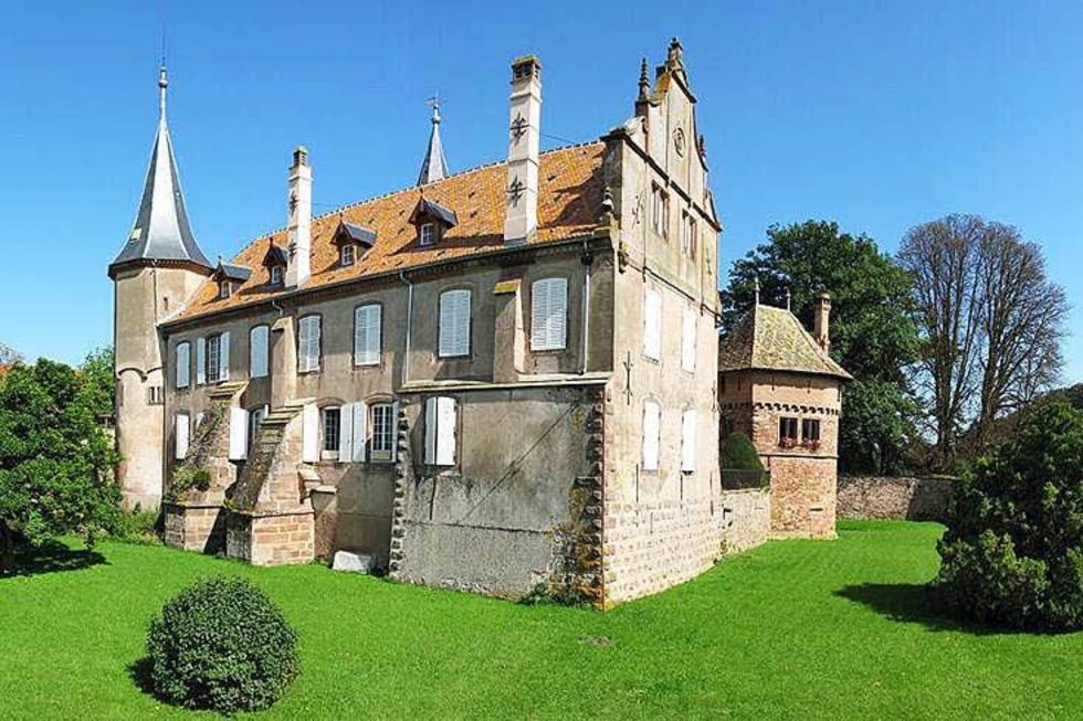 Schloss Osthoffen - Osthoffen