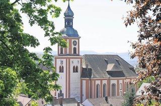 Kath. Pfarrkirche Maria Himmelfahrt (Tiengen)