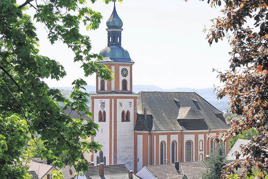 Kath. Pfarrkirche Maria Himmelfahrt (Tiengen) - Waldshut-Tiengen