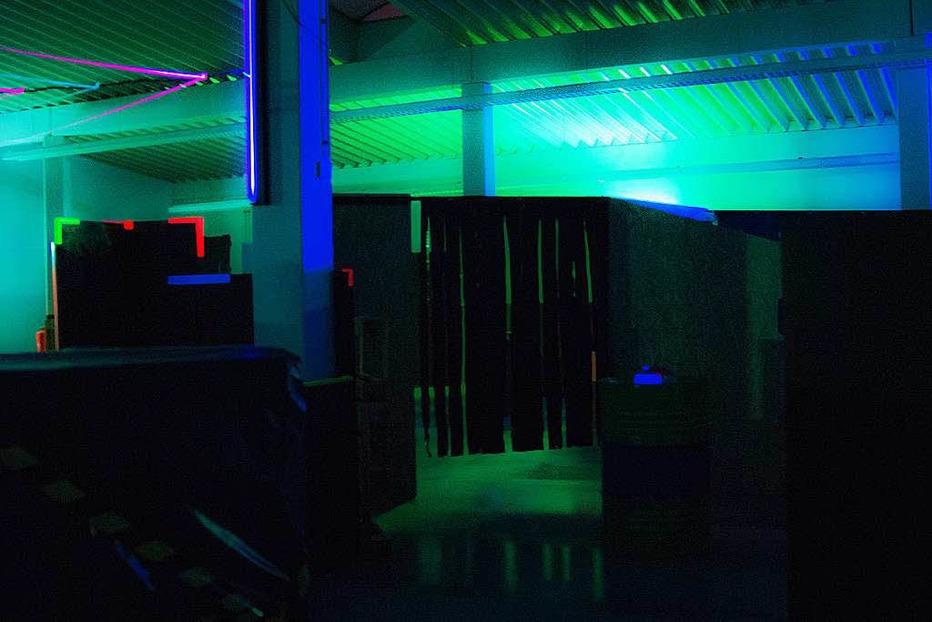 iCombat Lasertag Waldshut - Waldshut-Tiengen