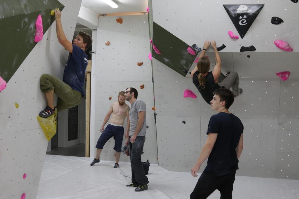 Hotzenblock Boulderhalle - Waldshut-Tiengen