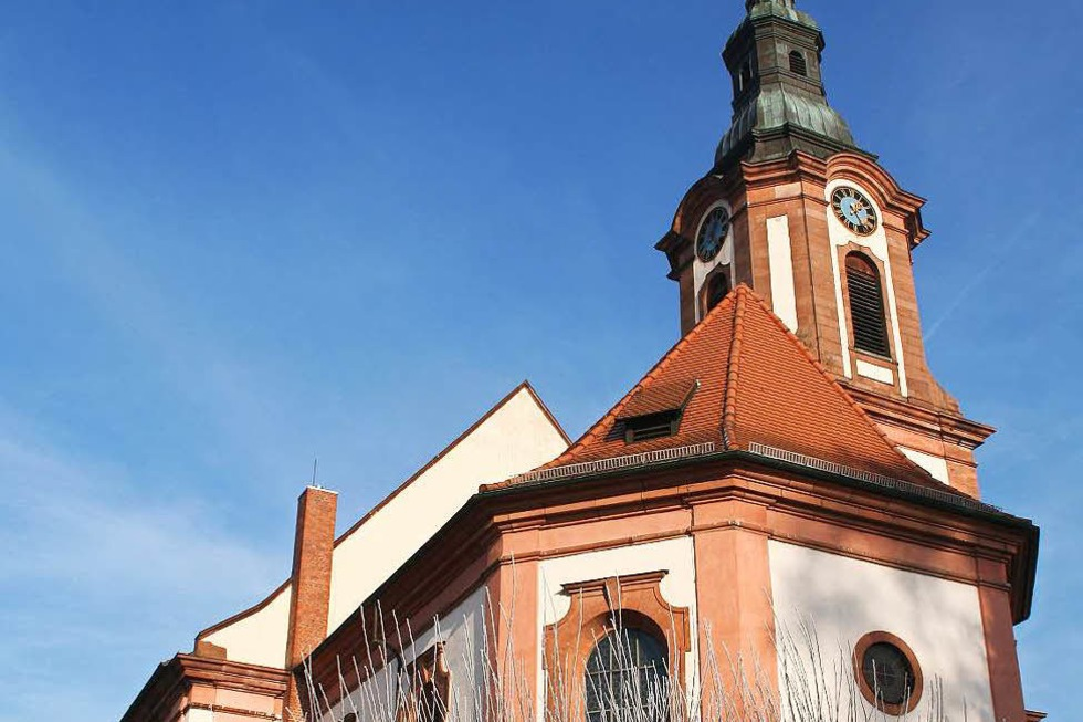 Evang. Christuskirche - Ettenheim