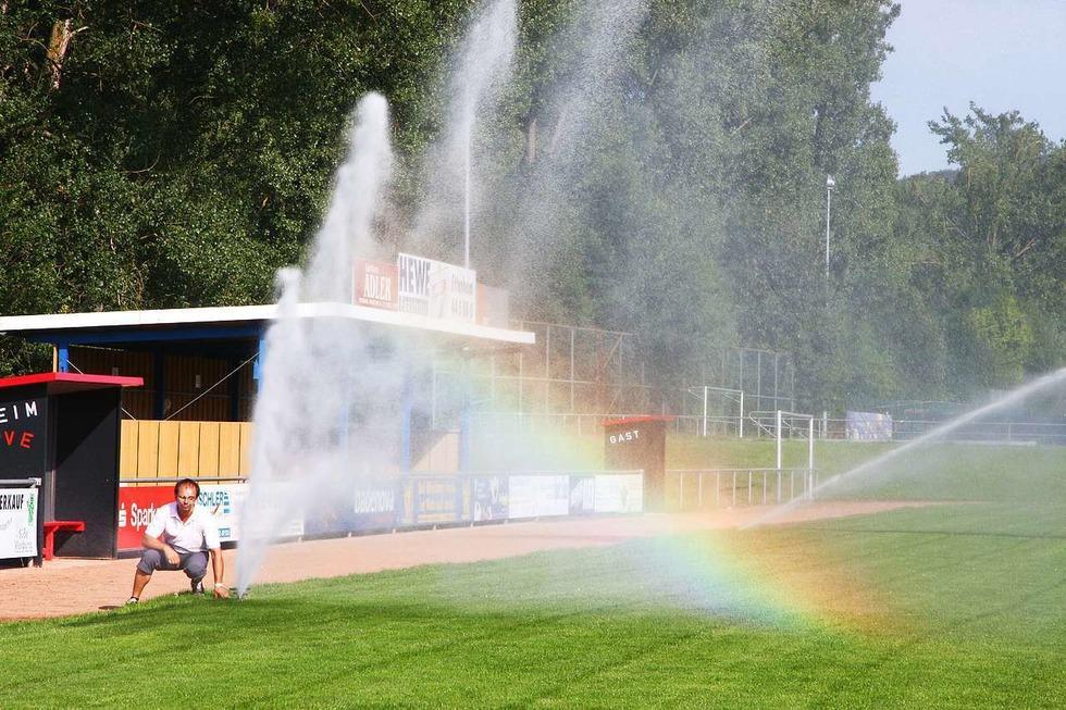 Sportplatz FV Ettenheim - Ettenheim