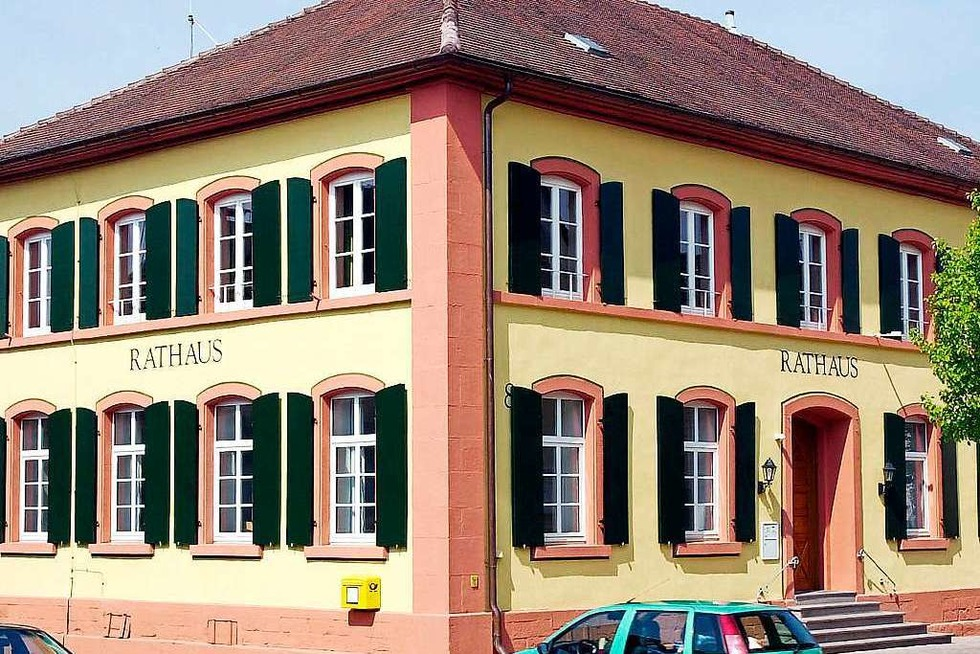 Rathaus Altdorf - Ettenheim