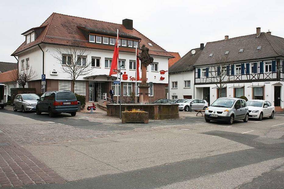 Marienplatz - Ettenheim