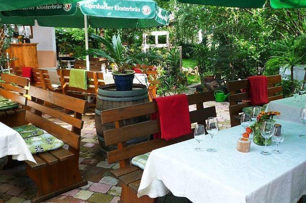 Isele Strauße (Münchweier) - Ettenheim