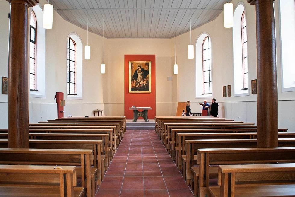 Pfarrkirche St. Marien (Ettenheimweiler) - Ettenheim