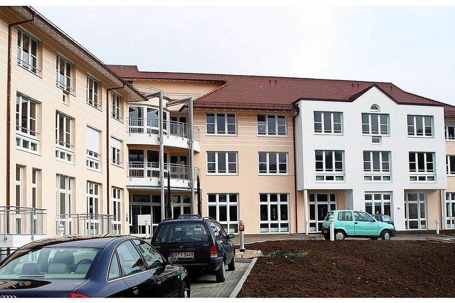 Seniorenheim St. Marien (Ettenheimmünster) - Ettenheim