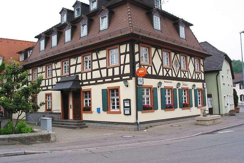 Gasthaus Adler (Altdorf) - Ettenheim