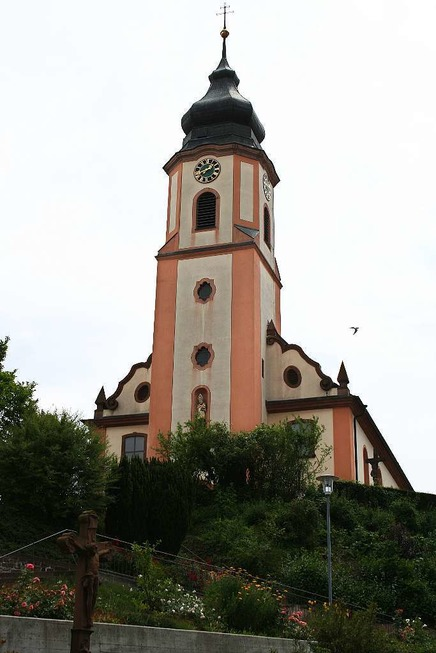 Kath. Kirche St. Nikolaus (Altdorf) - Ettenheim