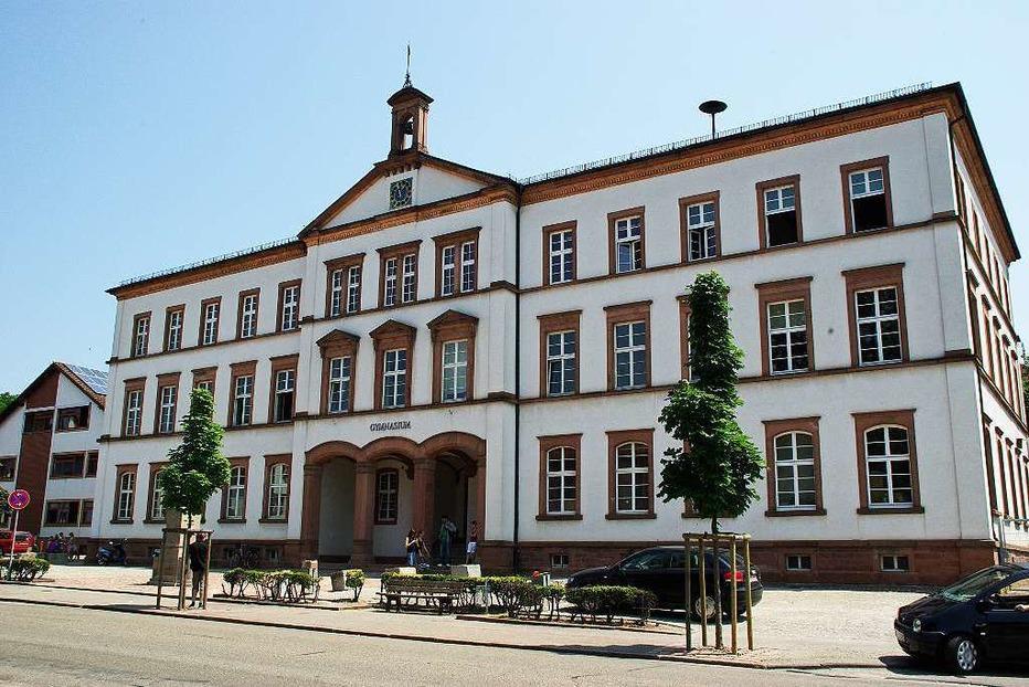 Städtisches Gymnasium - Ettenheim
