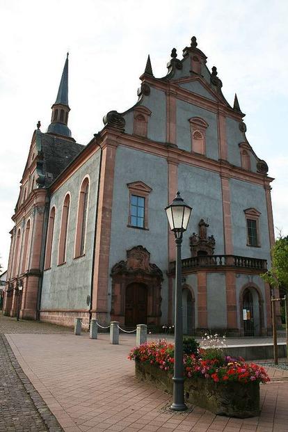 Wallfahrtskirche St. Landelin (Ettenheimmünster) - Ettenheim