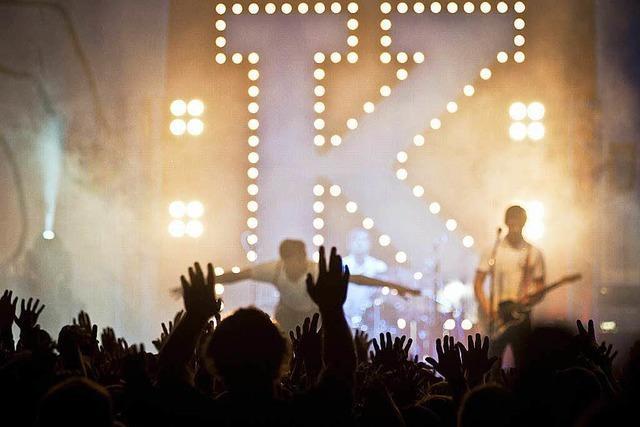 Musikklub in der Sick-Arena
