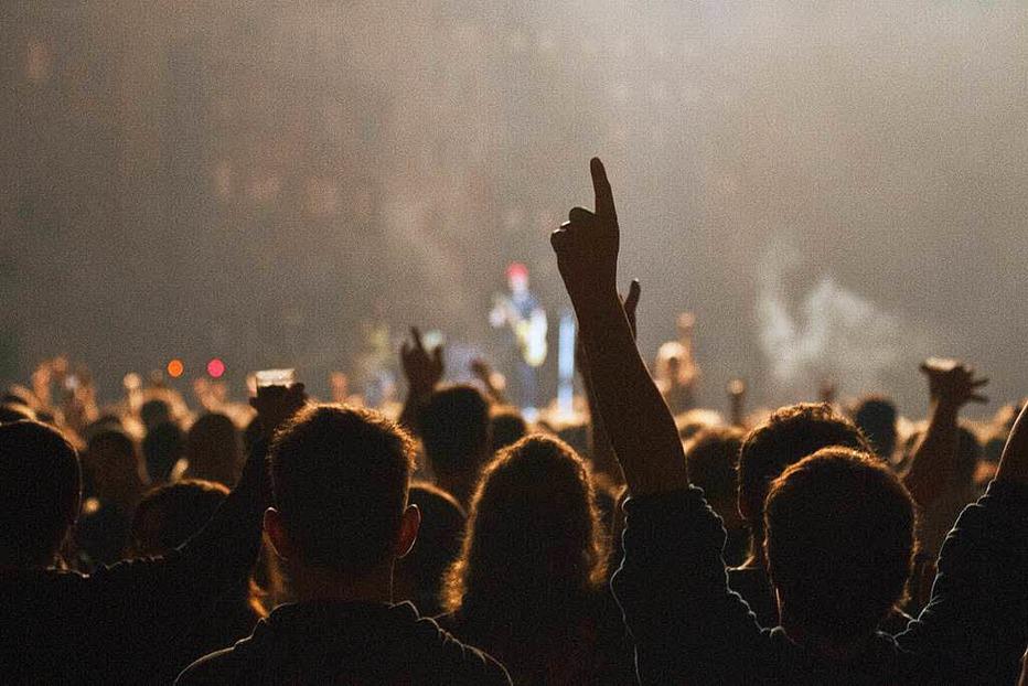 Musikklub in der Sick-Arena - Freiburg